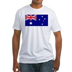Australia Fitted T-Shirt