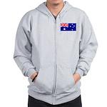 Australia Zip Hoodie
