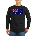 Australia Long Sleeve Dark T-Shirt