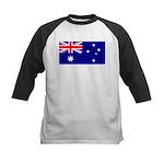 Australia Kids Baseball Jersey