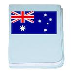 Australia baby blanket