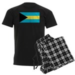 The Bahamas Men's Dark Pajamas