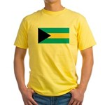 The Bahamas Yellow T-Shirt