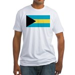 The Bahamas Fitted T-Shirt