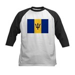 Barbados Kids Baseball Jersey