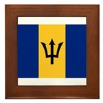 Barbados Framed Tile