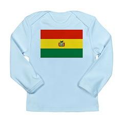 Bolivia Long Sleeve Infant T-Shirt