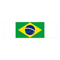 Brazil 42x14 Wall Peel