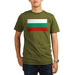 Bulgaria Organic Men's T-Shirt (dark)