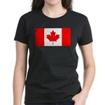 Canada Women's Dark T-Shirt