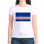 Cape Verde Jr. Ringer T-Shirt