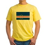 Cape Verde Yellow T-Shirt