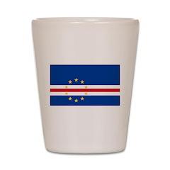 Cape Verde Shot Glass