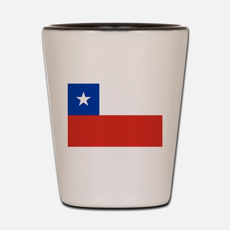 Chile Shot Glass
