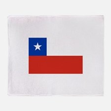Chile Throw Blanket
