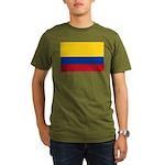 Colombia Organic Men's T-Shirt (dark)