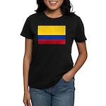 Colombia Women's Dark T-Shirt