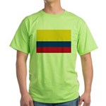 Colombia Green T-Shirt