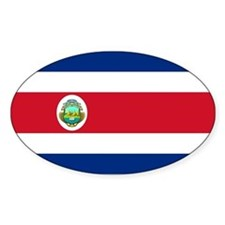 Costa Rica Decal