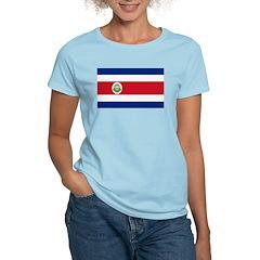 Costa Rica Women's Light T-Shirt