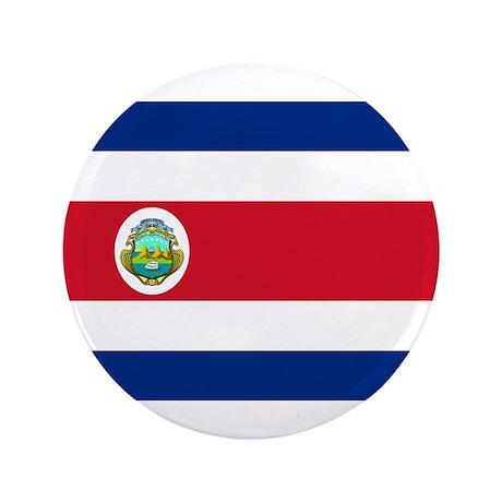 "Costa Rica 3.5"" Button (100 pack)"
