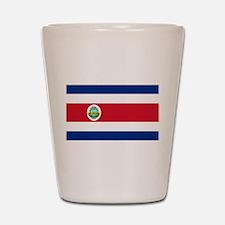 Costa Rica Shot Glass