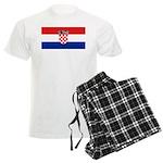 Croatia Men's Light Pajamas