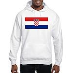 Croatia Hooded Sweatshirt