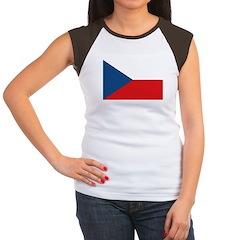 Czech Republic Women's Cap Sleeve T-Shirt