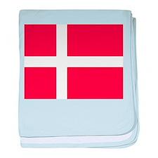 Denmark baby blanket