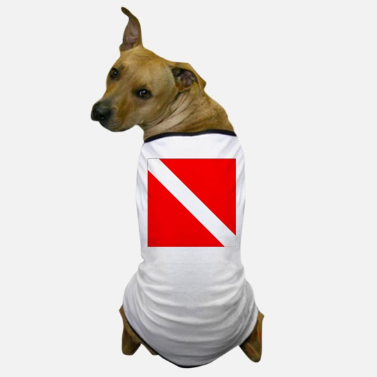 Diver Down Dog T-Shirt