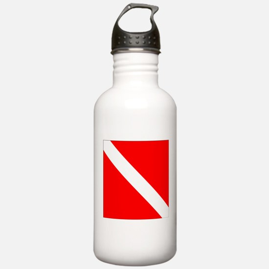 Diver Down Water Bottle