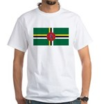 Dominica White T-Shirt