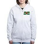 Dominica Women's Zip Hoodie