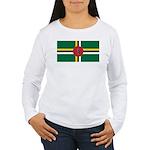 Dominica Women's Long Sleeve T-Shirt