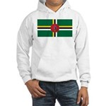 Dominica Hooded Sweatshirt