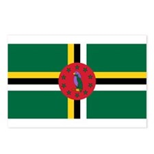 Dominica Postcards (Package of 8)