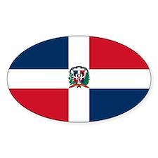 Dominican Republic Decal