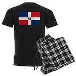 Dominican Republic Men's Dark Pajamas
