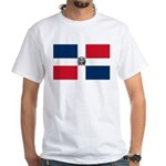 Dominican Republic White T-Shirt
