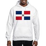 Dominican Republic Hooded Sweatshirt