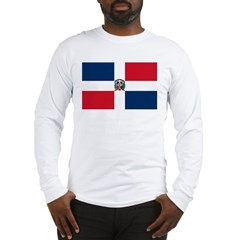 Dominican Republic Long Sleeve T-Shirt