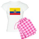 Ecuador Women's Light Pajamas