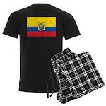 Ecuador Men's Dark Pajamas