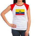 Ecuador Women's Cap Sleeve T-Shirt