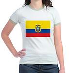 Ecuador Jr. Ringer T-Shirt
