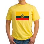 Ecuador Yellow T-Shirt