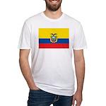 Ecuador Fitted T-Shirt