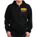 Ecuador Zip Hoodie (dark)