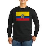 Ecuador Long Sleeve Dark T-Shirt